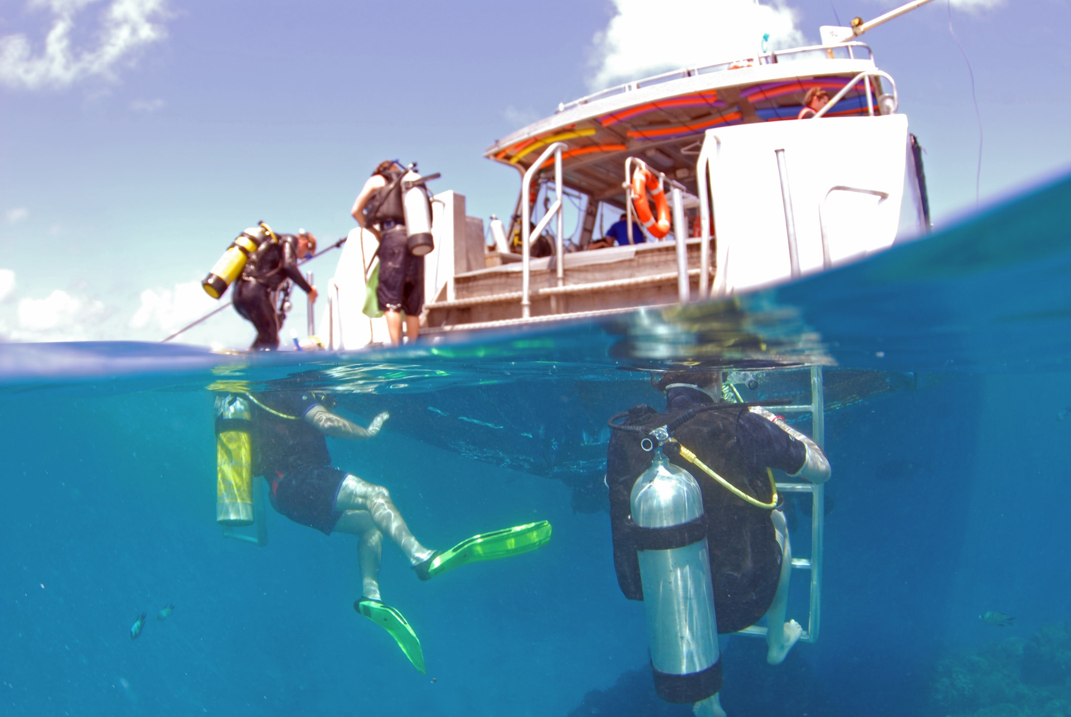 Project Feasibility study of Diving Training Centre
