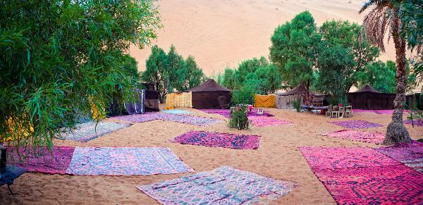Desert Tourism Camps  Feasibility Study