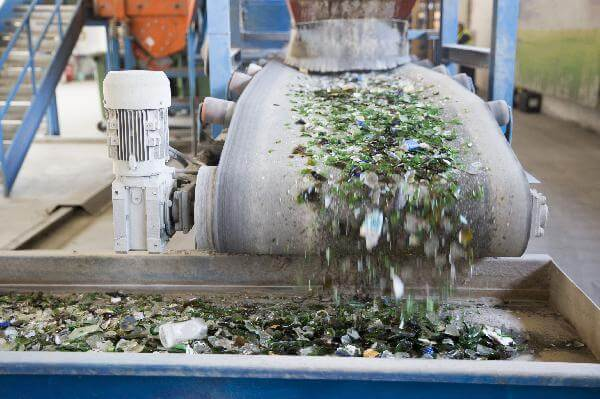 Glass Recycling Plant Feasibility Study