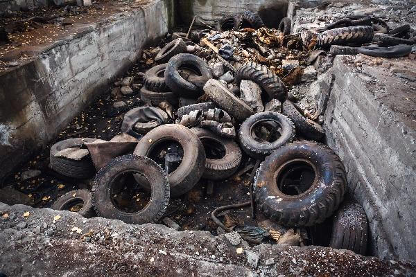 Tire Recycling Project Feasibility Study