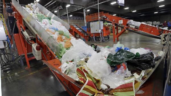Recycling Of Plastic Bags project feasibility