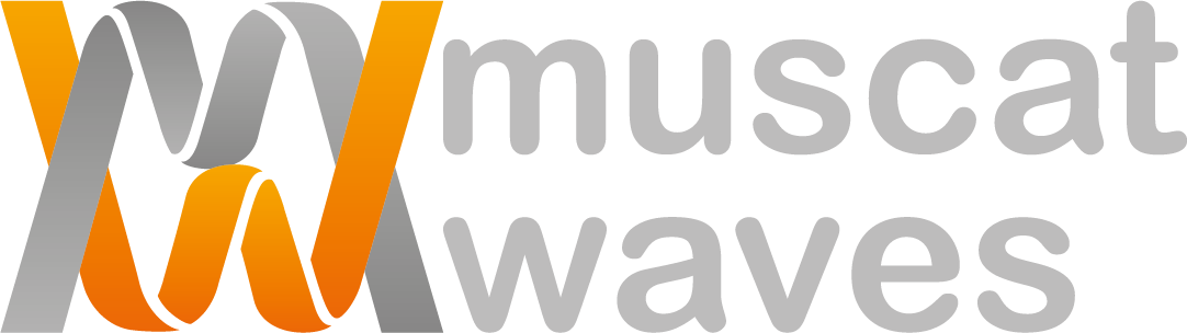 Muscat Waves Logo