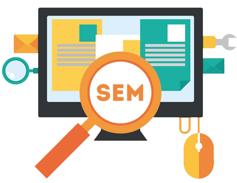 search engine marketing SEM